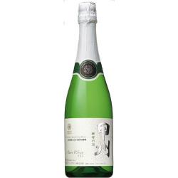 スパークリングワイン 甲州 酵母の泡 720ml.