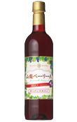 山梨ベーリーA新酒2013 酸化防止剤無添加 赤