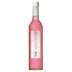 桜ほの香 万上桜葉梅酒(限定商品)