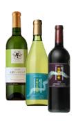 長野県産葡萄ワイナリーオリジナルワイン3本セット